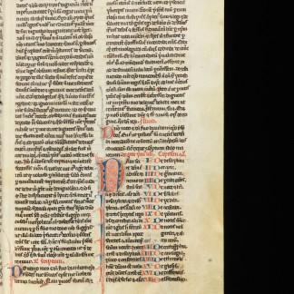 Cologny, Bodmer 92, fol. 2r.