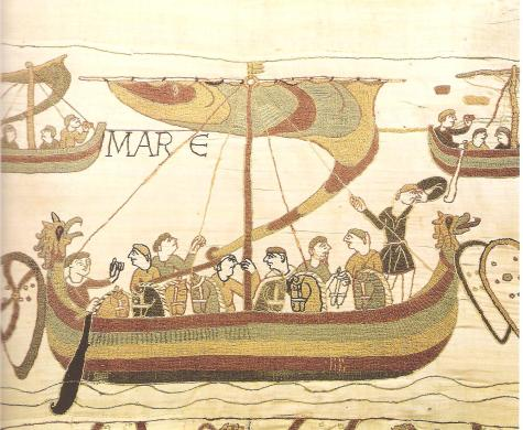 longship-in-bayeux-tapestry